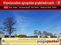 Wynajem agregatów prądotwórczych Poznań