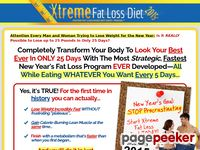 Xtreme Fat Loss Diet – Home