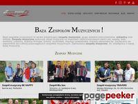 """Baza Zespołów Muzycznych """"Mirex"""", Zespoły Muzyczne-Zespoły Weselne"""