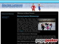 Private Figure Skating Lessons Mississauga