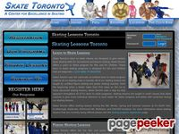 Private Figure Skating Lessons North York