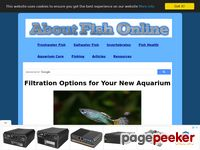 Articles about saltwater and freshwater fish, invertebrates, aquarium maintenance, fish health, and a forum.