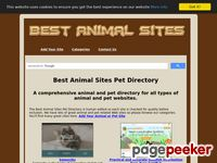 A comprehensive pet and animal directory for all types of pet and animal sites.