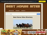 A Web directory of the best horse sites.