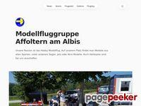 webpage Affoltern MG