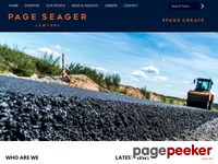 Page Seager Website