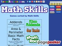 Room Recess Games
