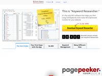 Keyword Researcher: Long-Tail Keywords Generator & SEO Organizer Tool