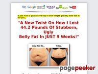 GetRidofStubbornBellyFat.com - Get Rid of Belly Fat for Women!