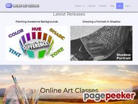 Online art classes, lessons and course in painting and drawing — Online Art Lessons