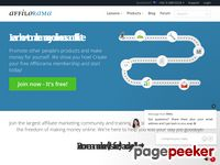 Affiliate Marketing Training, Software & Support  - Affilorama