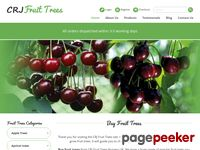 Buy Red Delicious apple trees online at CRJ