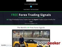 FxLifeStyle - Best Forex Signals, Pro Forex Course, Learn Forex Today!