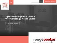 Procab Studio SA (Genève) - A visiter!
