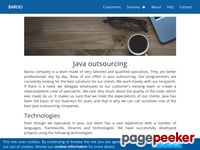 https://www.baroosoftware.com/java-outsourcing/