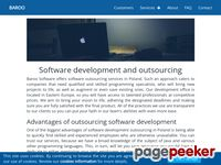 https://www.baroosoftware.com/software-development/