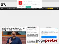 Indianexpress.com -  Latest News, Breaking News Live, Current Headlines, India News Online | The Indian Express