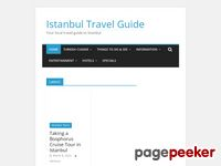 Istanbultravelguide.net - Istanbul Travel Guide | Istanbul Travel | Travel Istanbul | Travel to       Istanbul