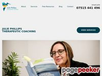 Juliephillips-therapeutic-coaching.co.uk - Julie Phillips Therapeutic Coaching - Teesside
