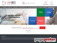 Kki.pl - Grupa KKI-BCI - Twój Hosting Stron Internetowych
