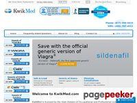 Kwikmed.com - Viagra Prescribed Online Legally