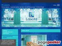 Firma LASOTA - Wypożyczalnia sprzętu rehabilitacyjnego