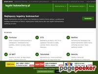 Legalny bukmacher online