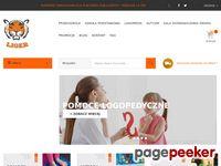 Pomoce logopedyczne i terapeutyczne - Sklep Liger
