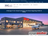 Maineaviation.com - MAC Air Group - Aviation Sales, Charter, Management, Maintenance and FBO Services