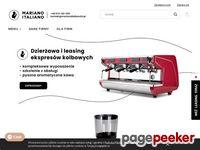 marianoitaliano24.pl Kawa i Ekspresy
