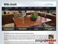 McGranit.pl | Blaty granitowe Poznań