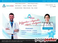 Medicstar.pl - odzież medyczna, odzież lekarska
