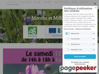 Mentheetmelisse.fr - Menthe et Mélisse - Site de mentheetmelisse !