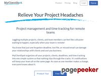 ClientSpot - Project Management