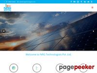Nrgtechnologists.com - Solar Water Heaters and Solar Lighting products by NRG Technologists