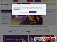 Ocado.com -                                               Ocado: The online supermarket