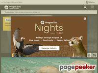 Oregonzoo.org - Welcome to the Oregon Zoo