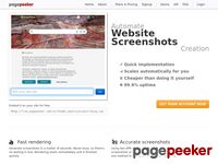 Website for ORBIS Charitable Trust