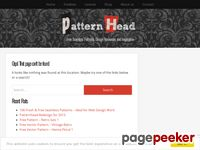 Patternhead.com - Patternhead - Free Seamless Patterns, Design Resources and Inspiration