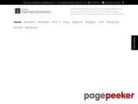 Tutaj już jest lub wkrótce pojawi sie aktualny zrzut strony Rejestracja w FM Group - PerfumyFM.biz...