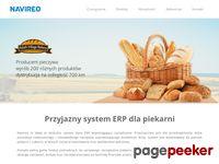 navireo - ERP dla piekarni