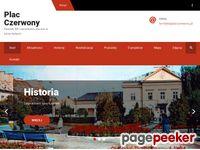 Góra Kalwaria - Plac Czerwony