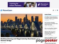 Planetizen.com - Planetizen - Urban Planning News, Jobs, and Education
