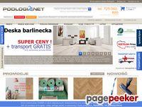 Podlogi24.NET - panele podłogowe listwy do podłóg podłoga drewniana - sklep on-line