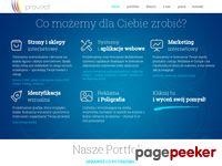 Provect tworzenie stron www