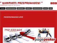 Przewóz rzeczy Łódź