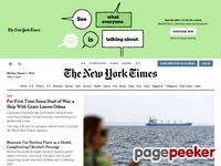 Query.nytimes.com - The New York Times - Breaking News, World News & Multimedia