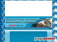 Regeneracja naprawa wtryskiwaczy common rail Legnica