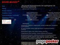 Http://scanmusic.pl kurtyny teatralne
