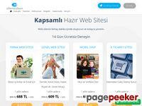 Sitenizolsun.com - Kolay, Kapsamlı ve Ekonomik Hazır Web Sitesi Kurulumu